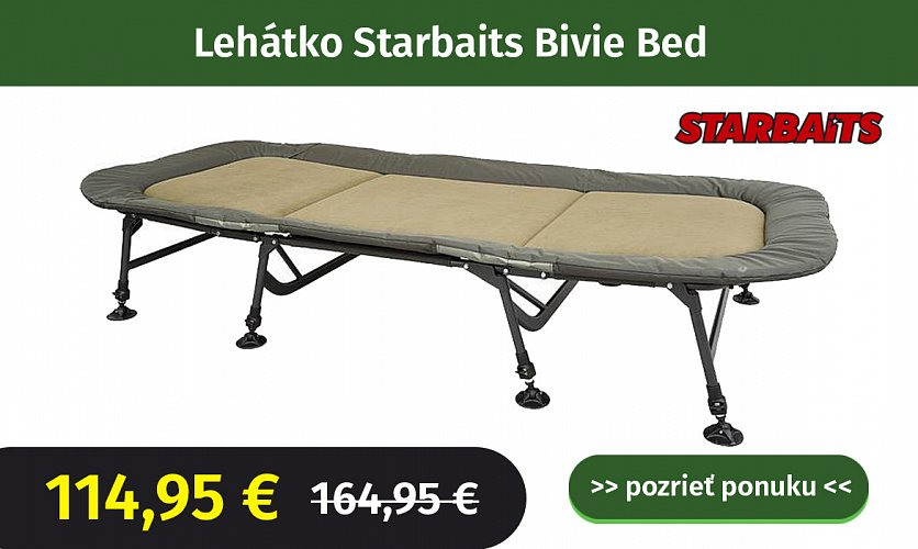 Lehatko Starbaits Bivie Bed