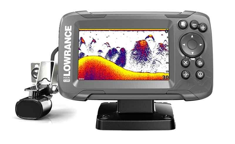 Sonar HOOK2 - 4X GPS 200 CE ROW SET