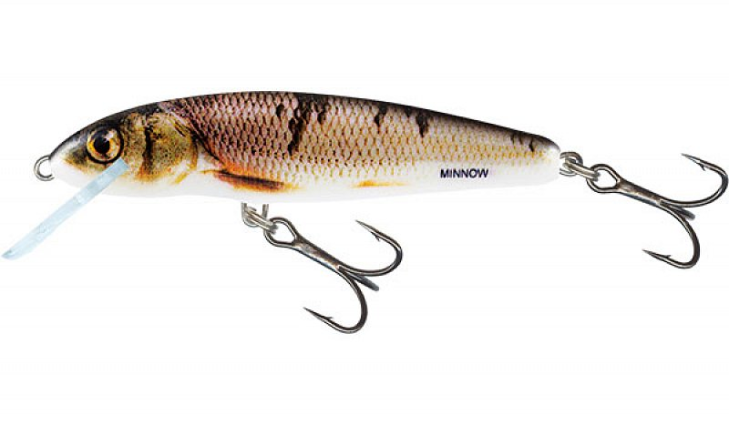 Wobler Minnow Floating M5F 5cm Wounded Dace