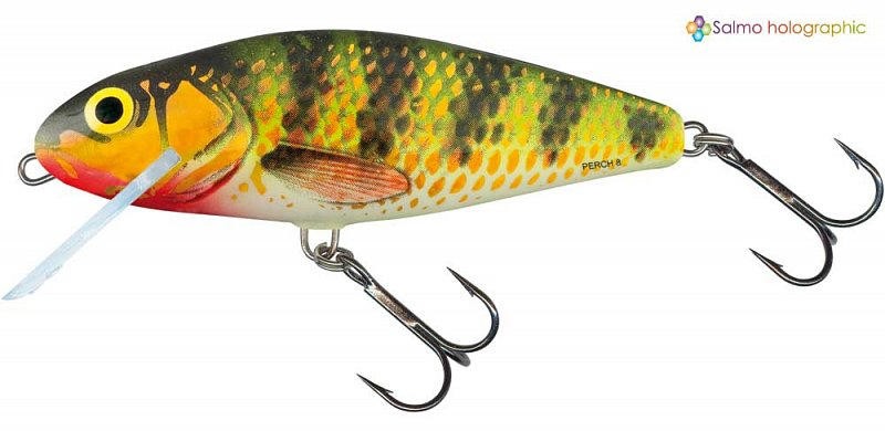 Wobler Perch PH12F HOP