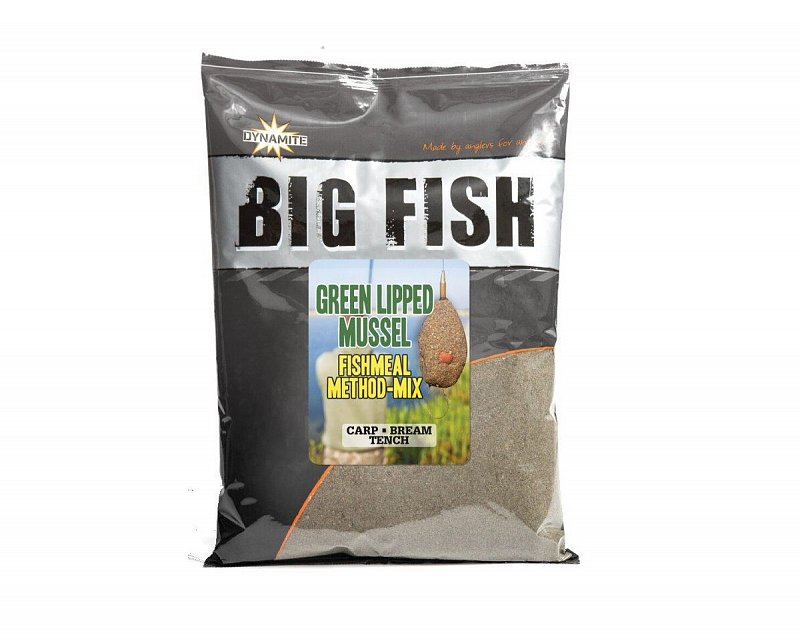 Method Mix Big Fish GLM 1,8kg