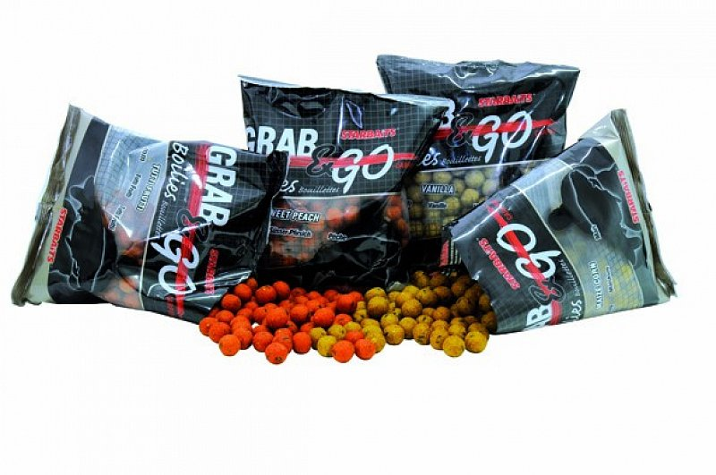 Starbaits Boilies Grab and Go 1kg