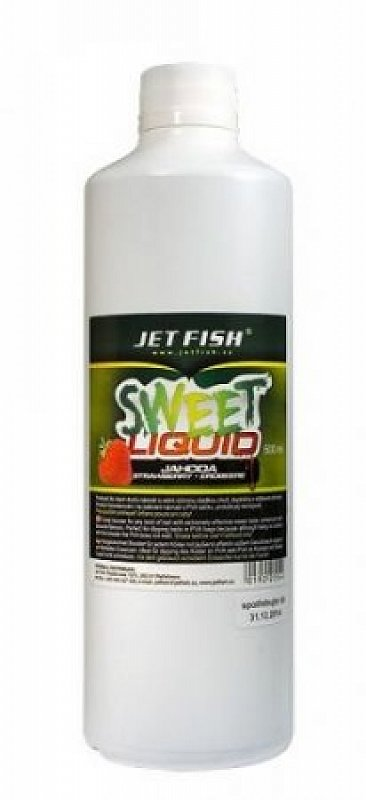 Jetfish Sweet liquid