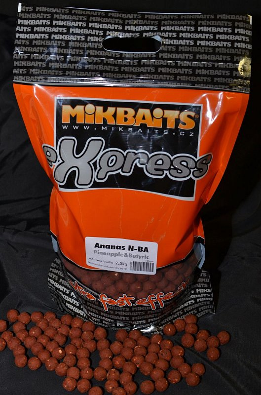 Mikbaits Boilies eXpress