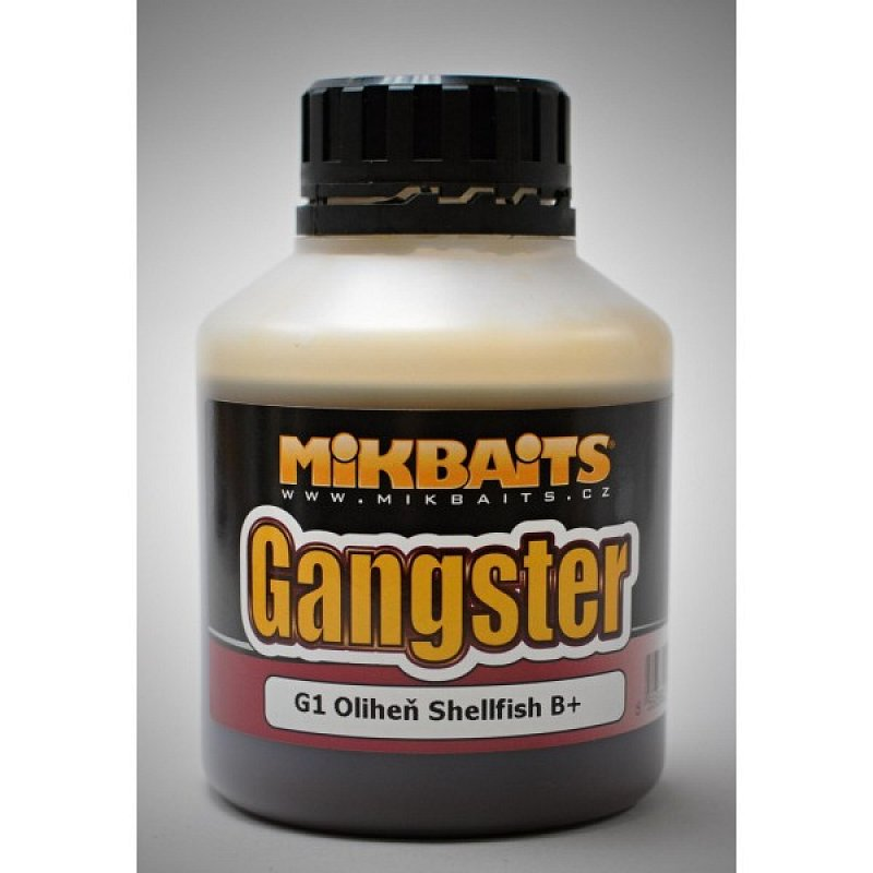 Mikbaits Booster Gangster