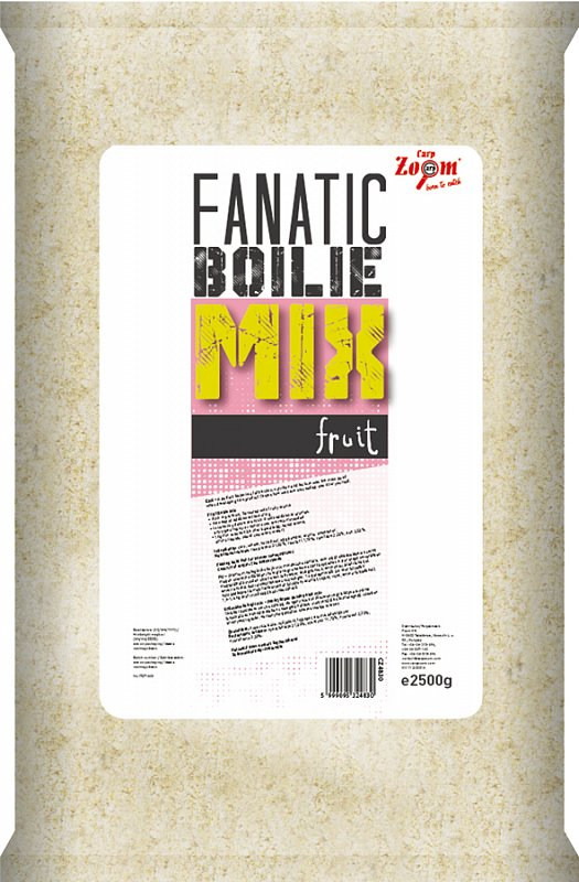 Fanatic boilie mix 2,5kg