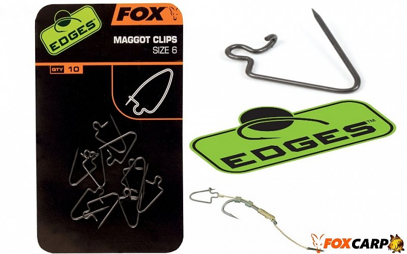 Fox Maggot Clip Fox