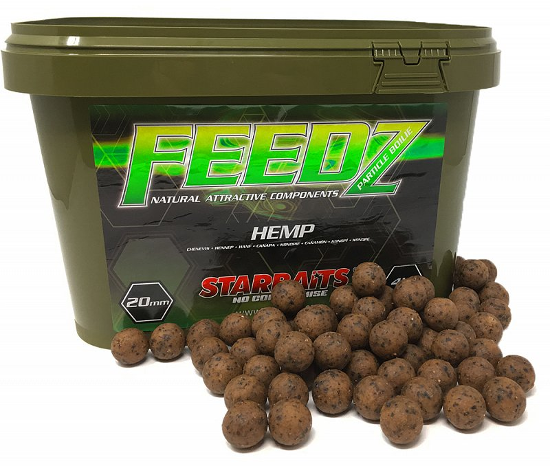 Starbaits Boilies FEEDZ 20mm 4kg