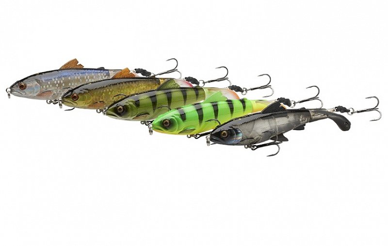 Savage Gear Wobler 3D SmashTail Minnow