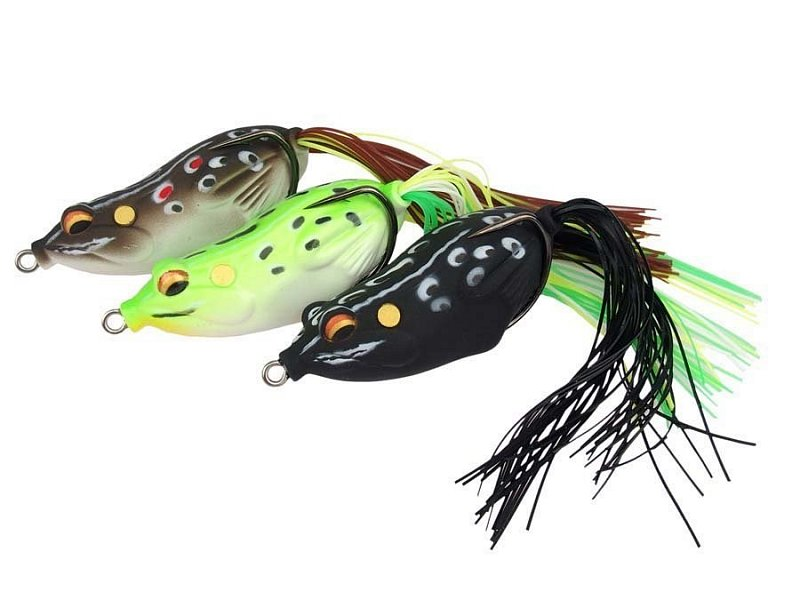 Savage Gear Žaba 3D Walk Frog 7cm 20g