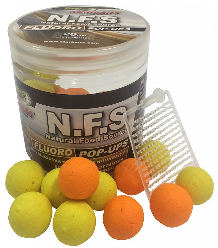 Starbaits Pop-Up N.F.S Fluo