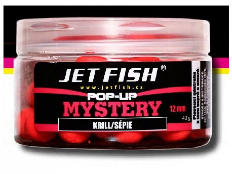 Jetfish Pop-Up Mystery