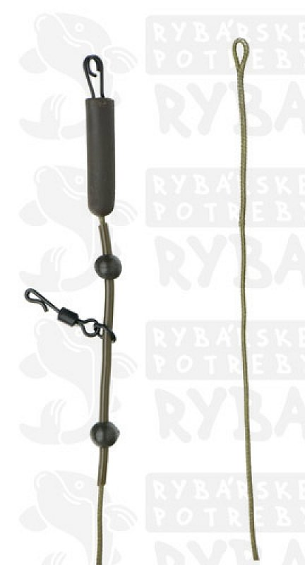 Lead core chod rig system  (with anti-tangle)