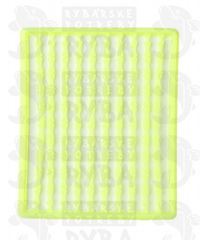 Boilie stoppers (yellow) 100pcs rack