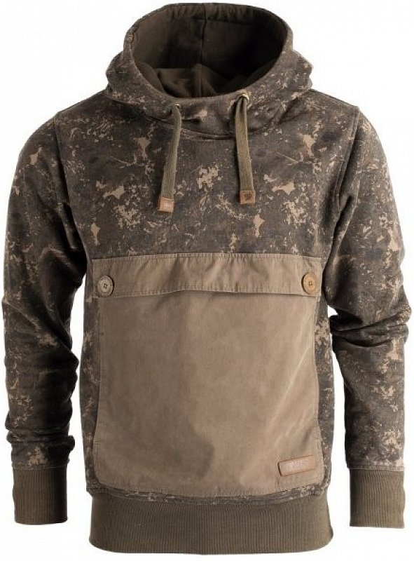 Mikina ZT Camo Heavyweight Jumper