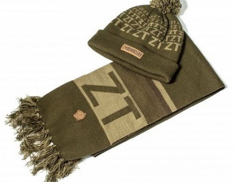 Nash Čiapka + Šál  ZT Hat and Scarf SET