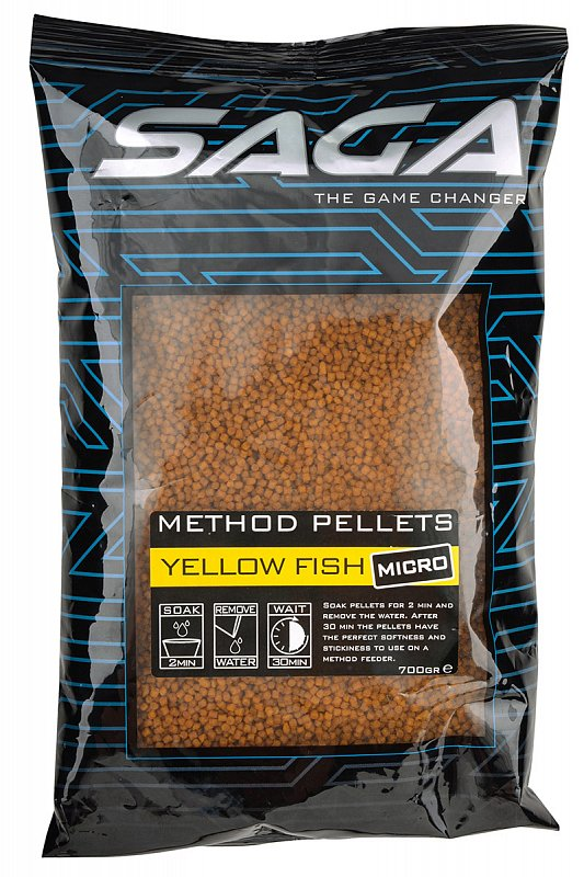 Method Pellets Micro 700g