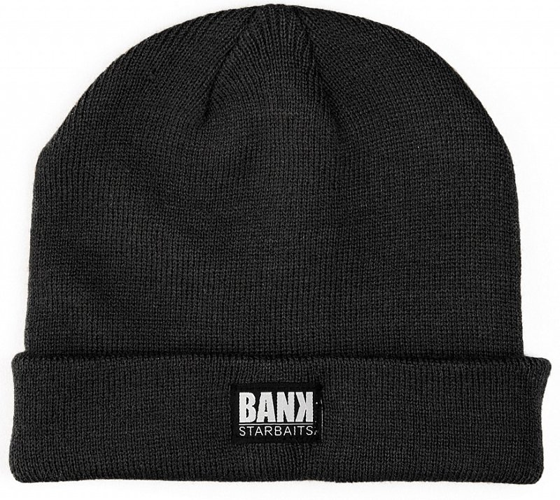 Starbaits Čiapka Traditional Beanie - Black