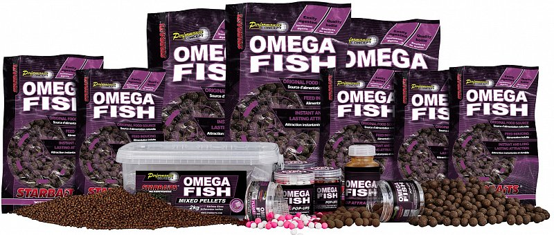 Omega Fish boilies