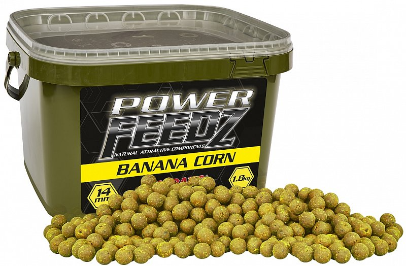Feedz Power Banana Corn 20mm 1,8kg