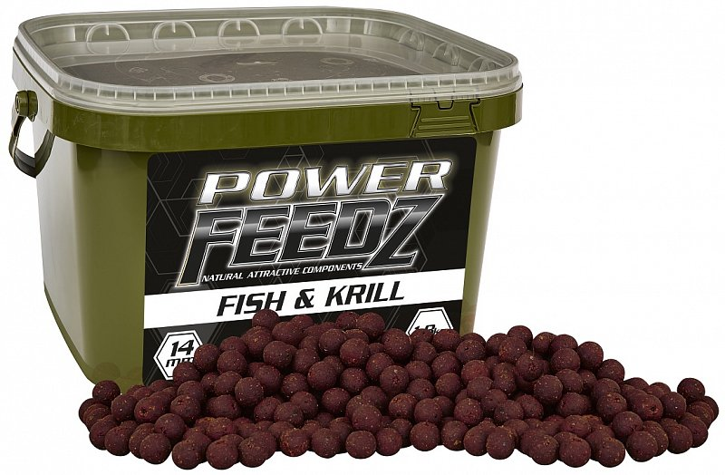 Feedz Power Fish Krill Corn 20mm 1,8kg