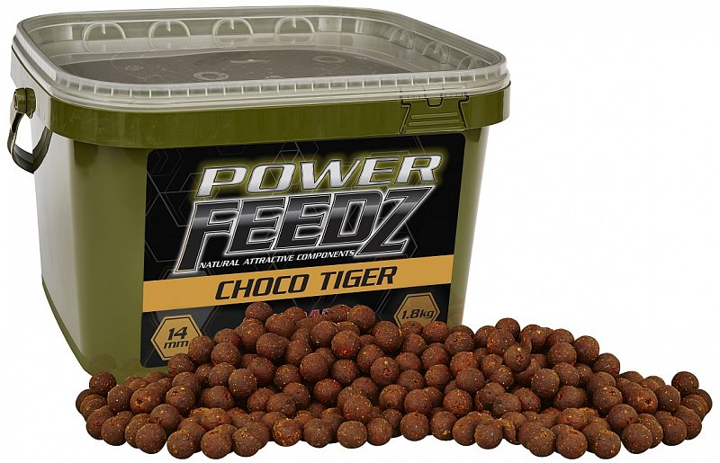 Boilies Feedz Power 1,8kg-19434