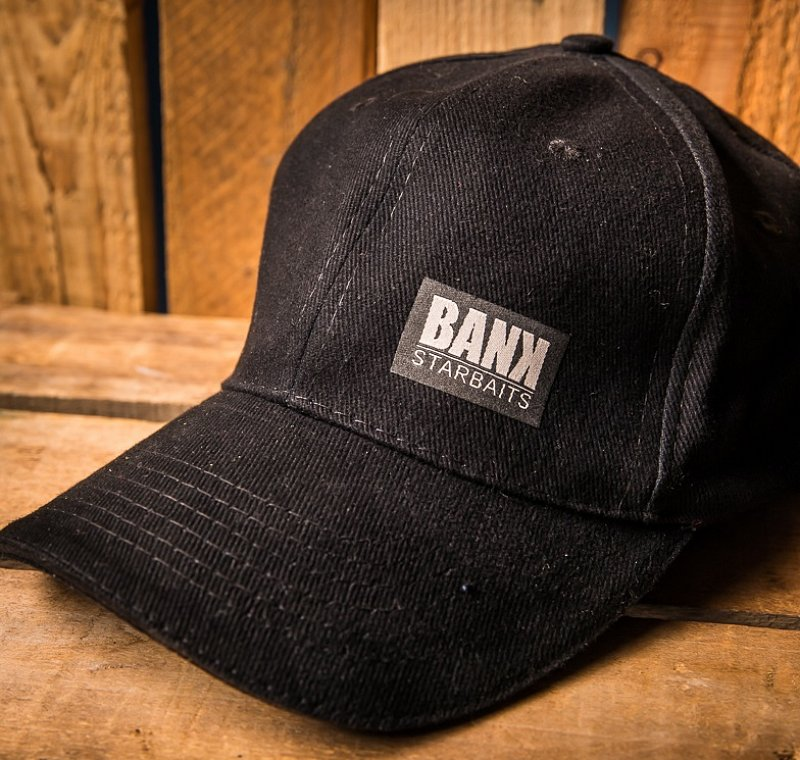 Šiltovka Bank 5 Panels Cap - Black-19865