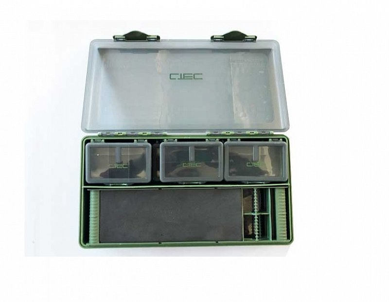 Box CTEC Carp Tackle Box System