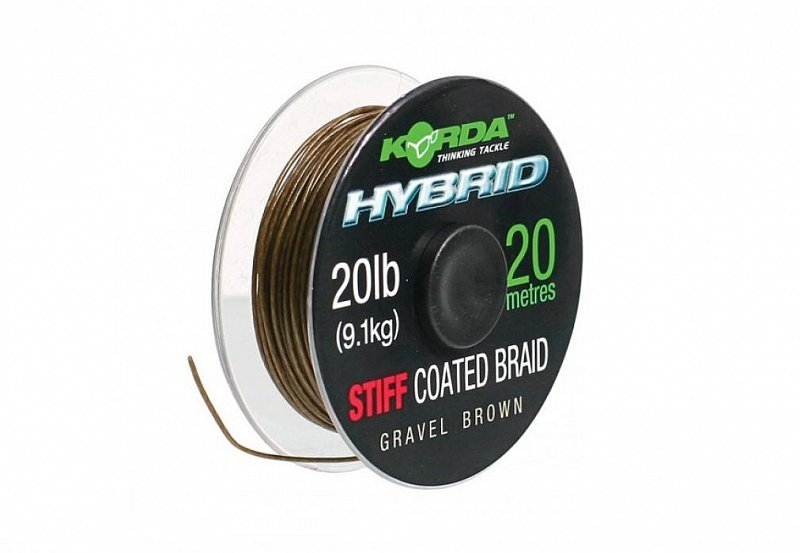 Šnúrka Hybrid Stiff Coated Braid