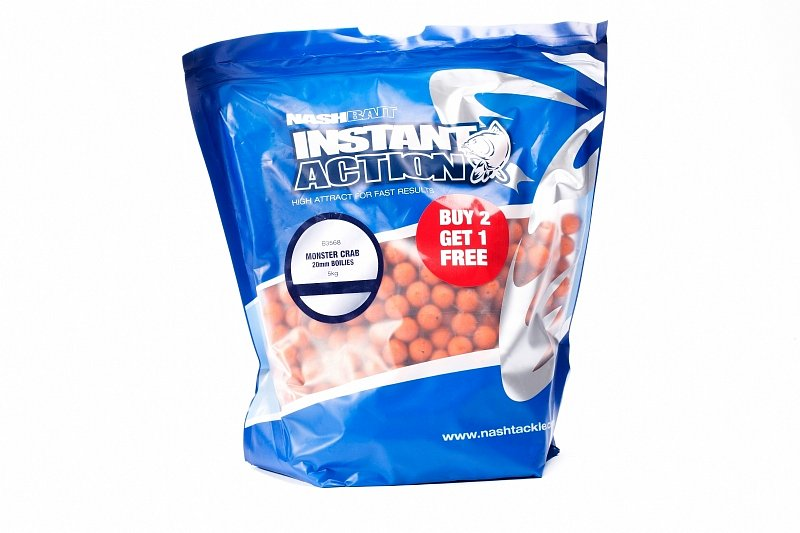 Nash Boilies Instant Action 1kg