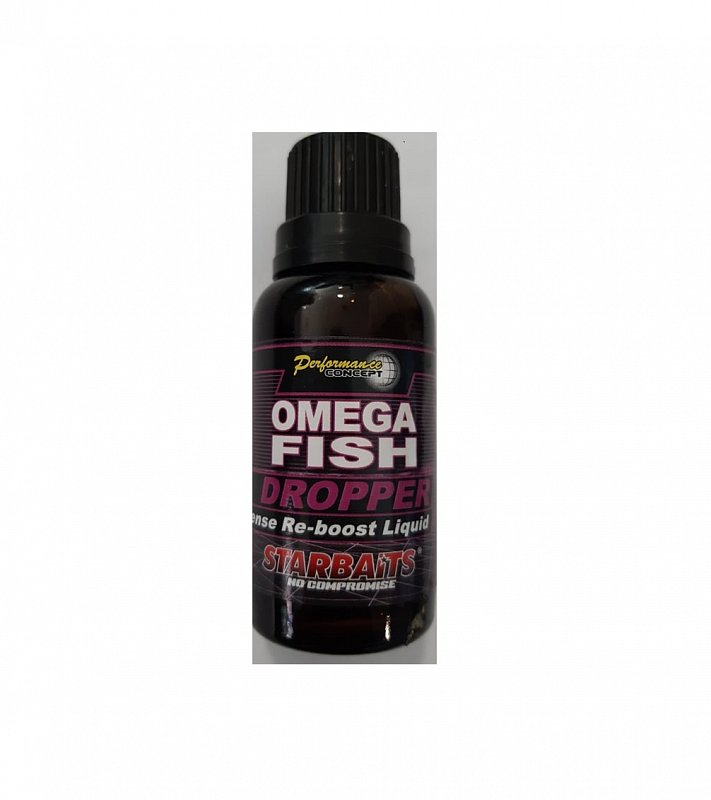 Starbaits Dropper Omega Fish 30ml