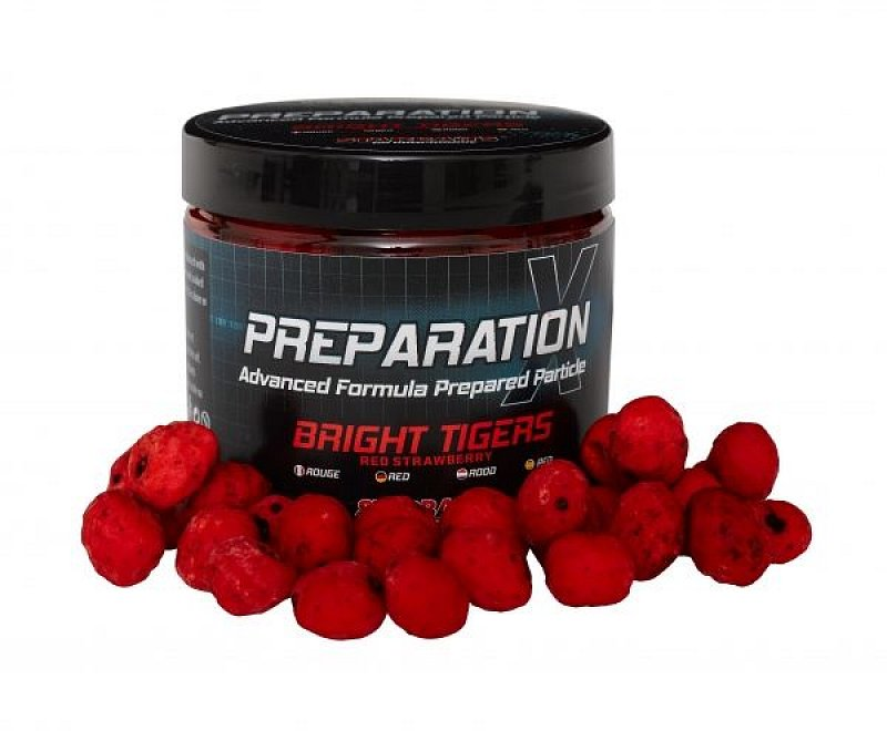 Starbaits Tigrí orech Prep X Bright 200ml