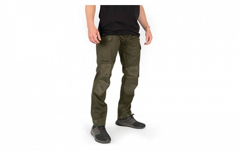 Nohavice Collection HD Green Trouser veľ. M