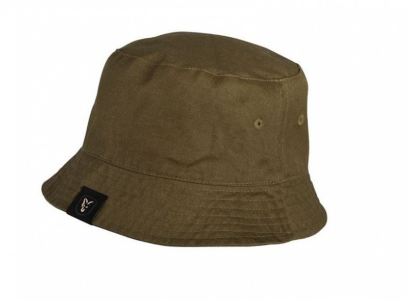 Fox Klobúk Khaki/Camo Reversible Bucket Hat