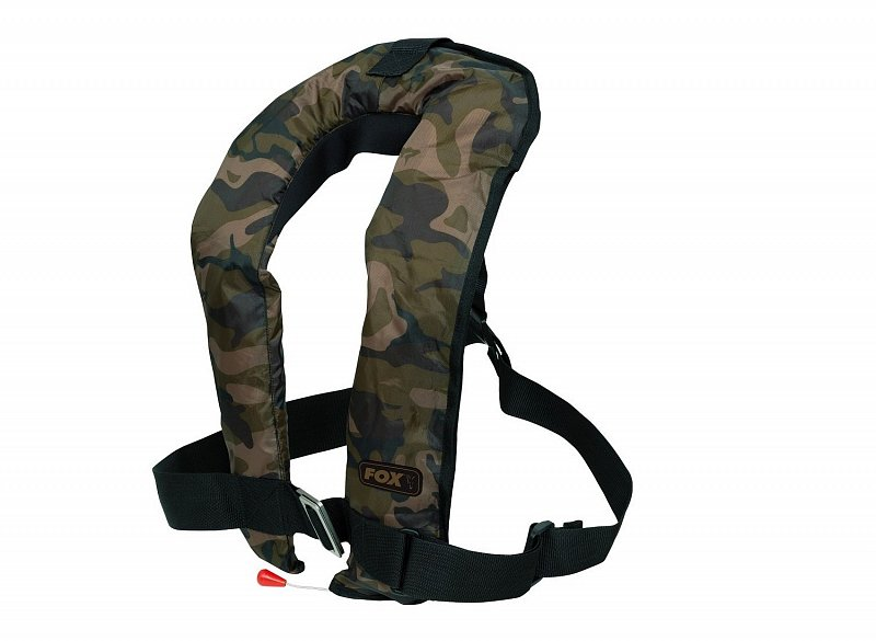 Fox Vesta Camo Automatic Life Jacket