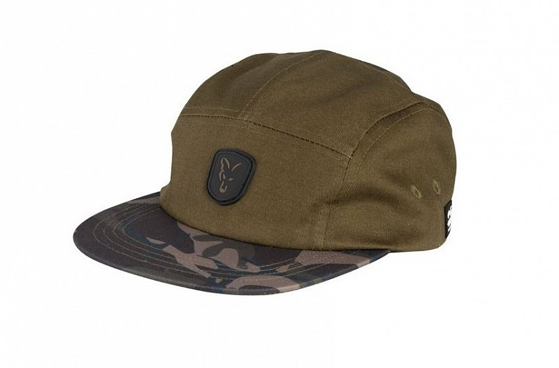 Fox Šiltovka Khaki Camo Volley Cap