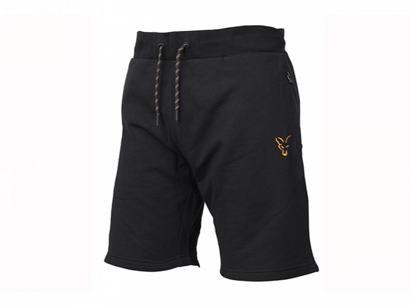 Fox Kraťasy Coll Black Orange LW Short
