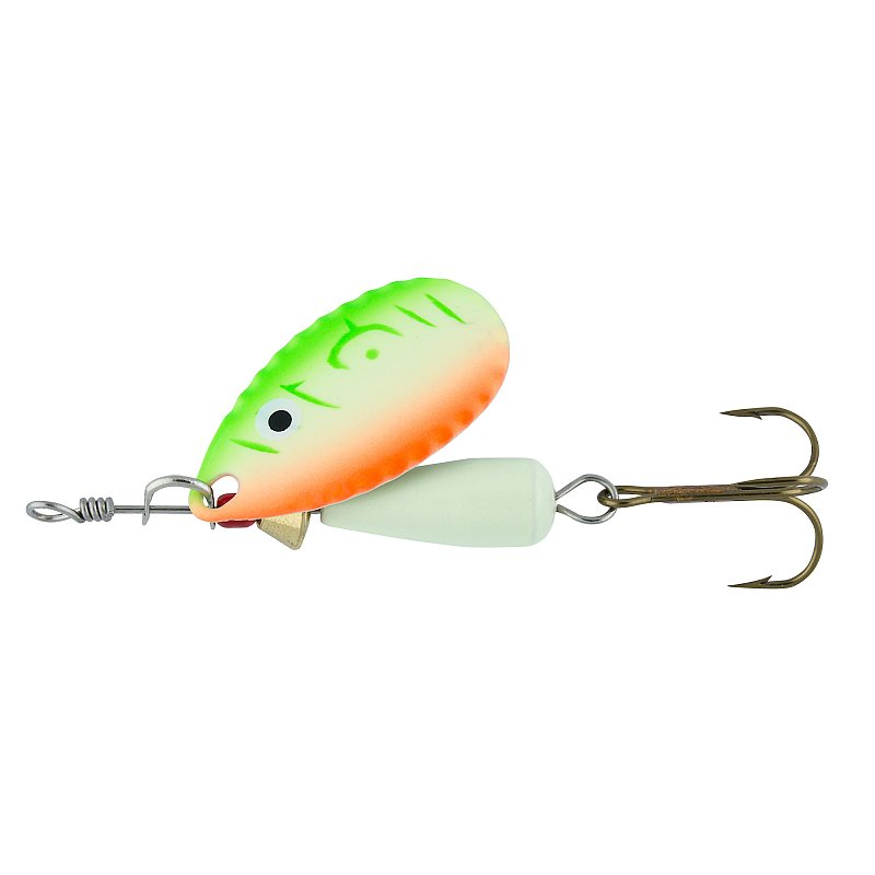 Abu Garcia Rotačka Droppen UV Orange Green