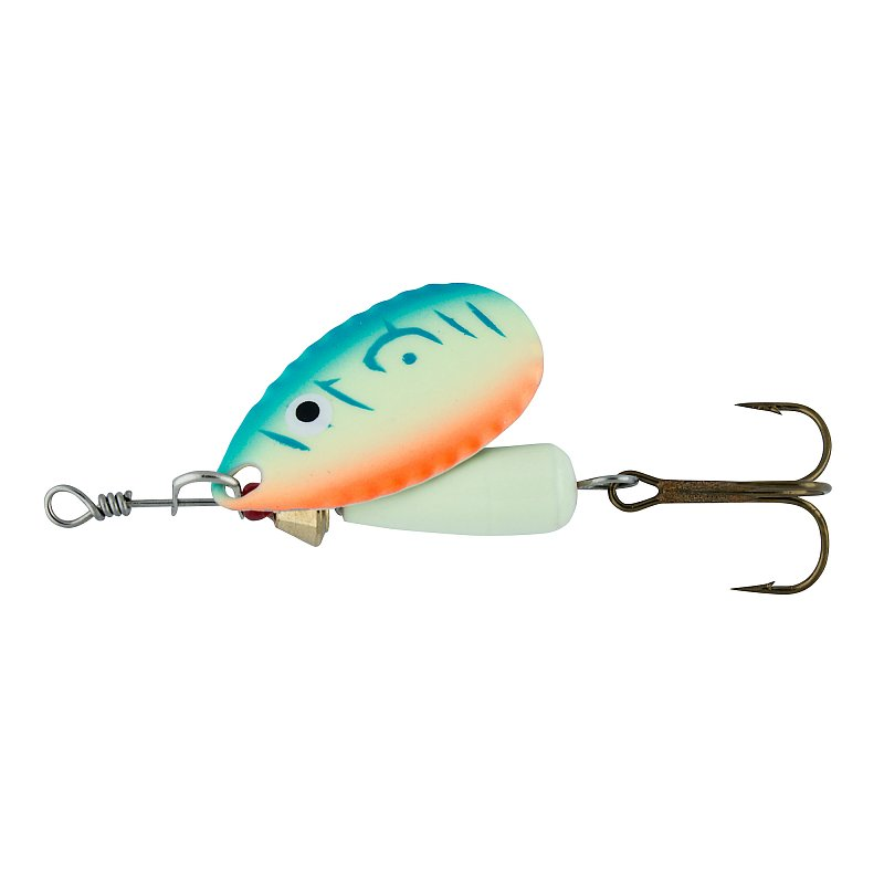 Abu Garcia Rotačka Droppen UV Blue Orange
