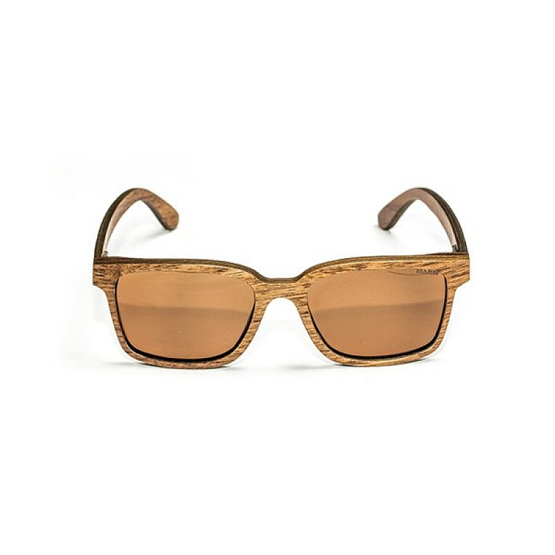Nash Okuliare Timber Amber Glasses