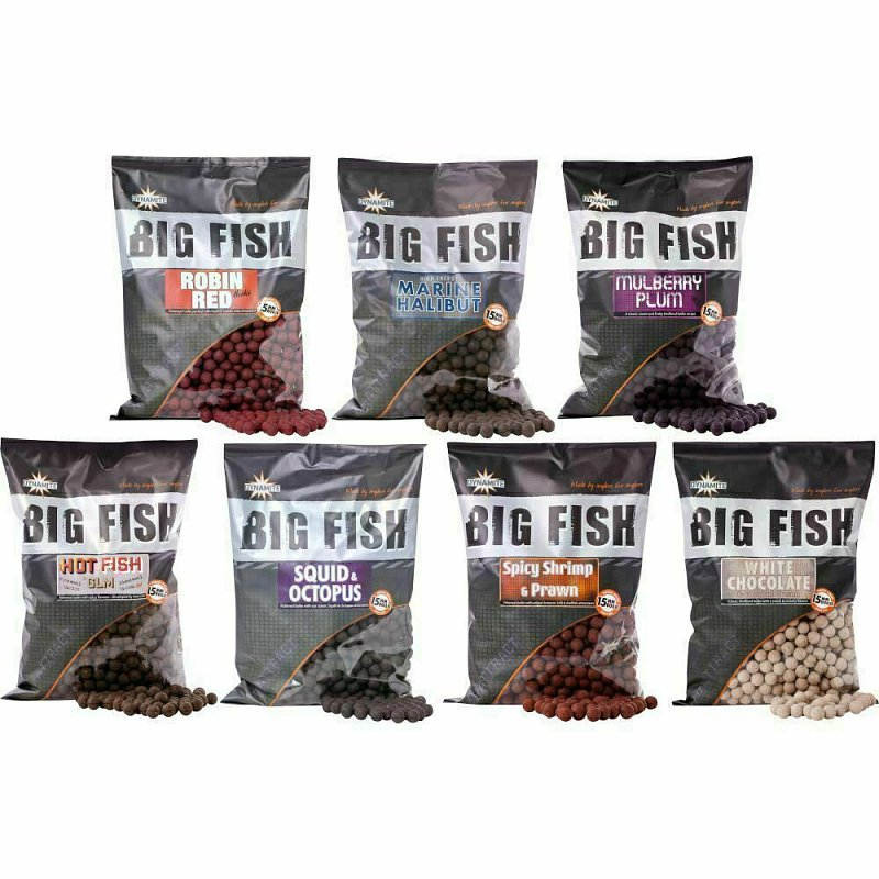 Dynamite Baits Boilies Big Fish 20mm 1,8kg