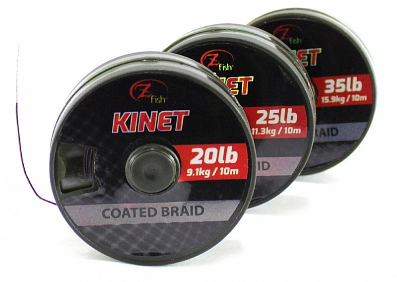 Zfish Šnúrka Kinet Coated Braid