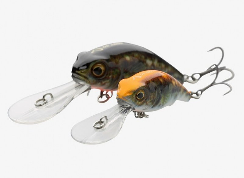 Savage Gear Wobler Goby Crank 4cm 3,5g