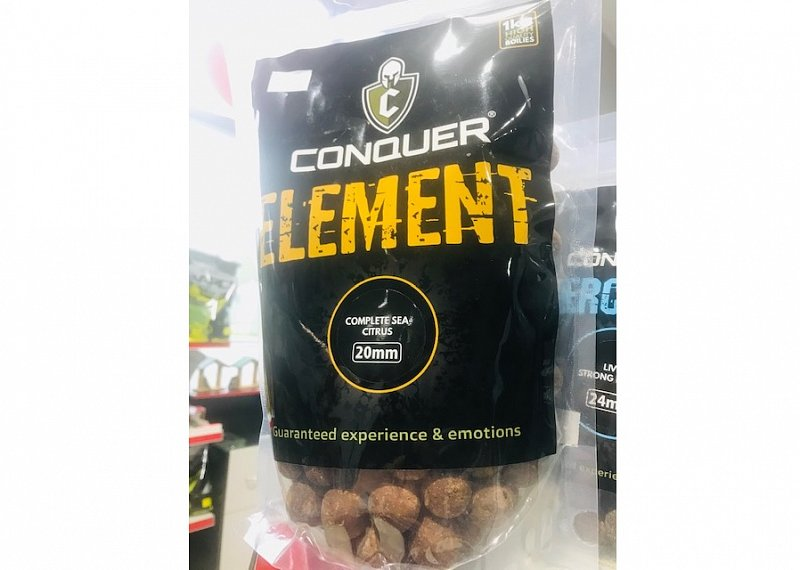 Boilies Element 1kg 20mm Robin Red Forest Fruits