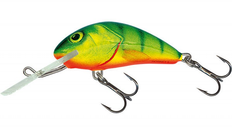 Wobler Hornet 5cm Floating Hot Perch