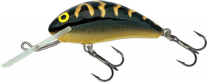 Wobler Hornet 5cm Floating Black Tiger