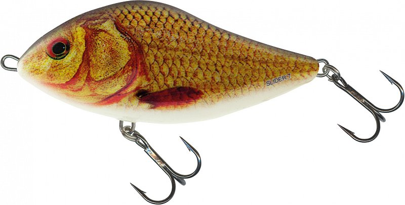 Wobler Slider SD7S Golden Crucian