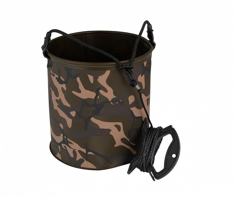 Fox Vedro Aquos Camo Water Bucket 10l