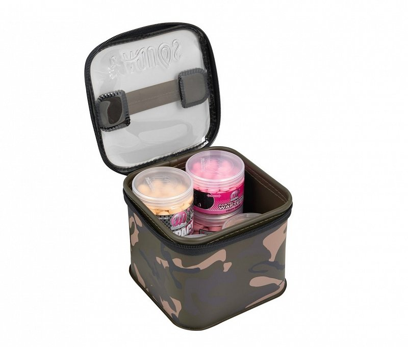 Fox Taška Aquos Camo Bait Storage Medium