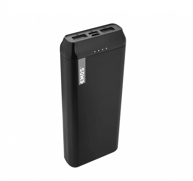Emos Powerbanka Alpha 20000mAh + kábel USB-C